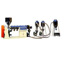 Single-screw Cooling Hot Cut Granulator